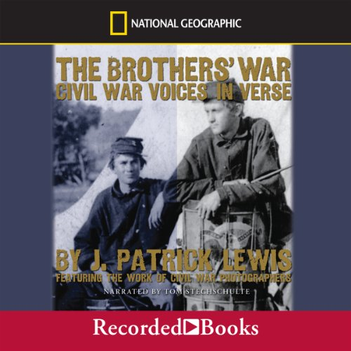 Brothers' War audiobook cover art