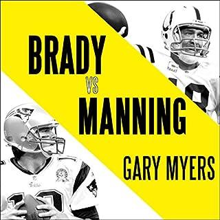 Brady vs. Manning cover art