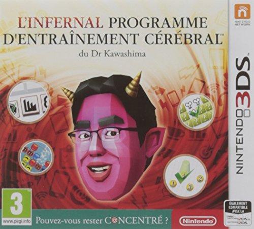 L'infernal programme d'entraînement cérébraldu Dr Kawashima: Pouvez-vous rester concentré ? [Importación francesa]