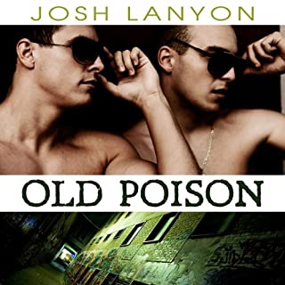 Old Poison audiobook cover art