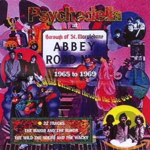 Psychedelia at Abbey Road