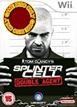 Tom Clancys Splinter Cell: Double Agent (Wii) [Importación Inglesa]