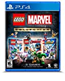 Warner BrosWorld Lego Marvel Collection (Import Version: North America) - PS4
