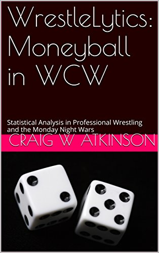 WrestleLytics: Moneyball in WCW: Statistical Analysis in Professional Wrestling and the Monday Night Wars (English Edition)
