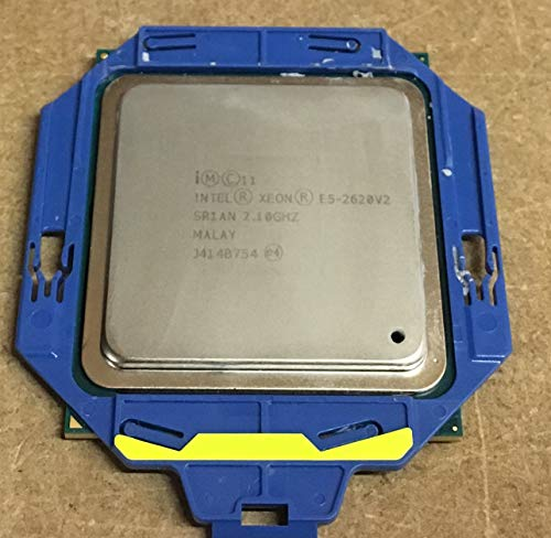 Intel Xeon E5–2620V2procesador 2.1GHz de Seis núcleos 7,2GT/s QPI caché de 15MB Smart LGA-2011TDP 80W