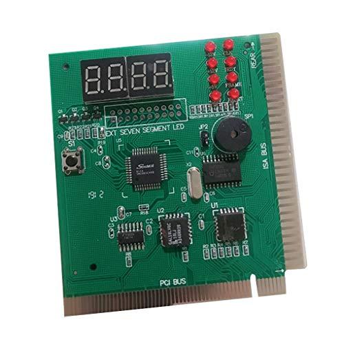 Forbestest Motherboard Tester Diagnose Display 4-stellige PC-Board-Computer Mutter Debug Postkarte Analyzer