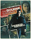 The Bourne Supremacy Limited Edition Blu-ray Steelbook
