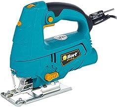 Bort BPS-570U-Q sierra de calar con soporte de cambio rápido para un cambio rápido de la hoja de sierra. 570 Watt.