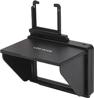 LCD Pop-Up Screen Shade Protector, Digital Camera LCD Screen Sun Shade Hood Cover Camera Screen Hood Shield för Canon 1DX ...