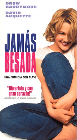 Never Been Kissed [USA] [VHS]