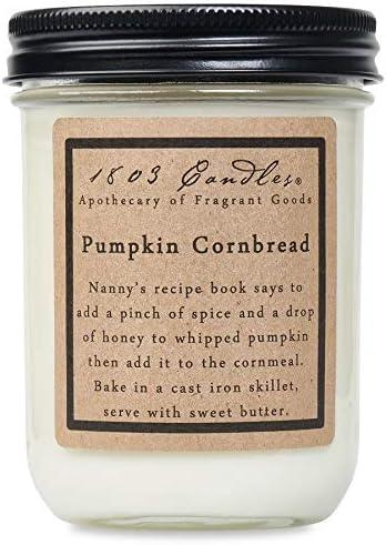 Max 76% OFF 1803 Candles - 14 oz. Pumpkin Soy Jar Cornbread cheap