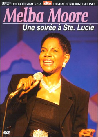 Moore, Melba - A Night in St. Lucia [Francia] [DVD]