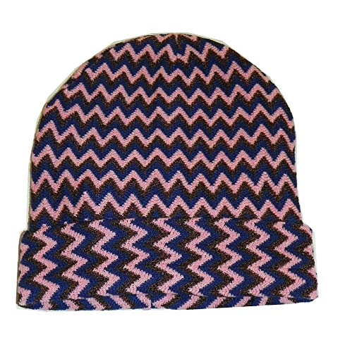 Missoni Cappello Cuffia Fantasia Lurex Multicolor CPCKWMM0001 0003