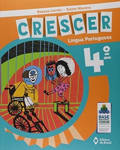 Crescer Língua Portuguesa 4