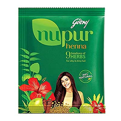 Nupur Henna with Goodness