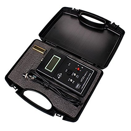 Gauss Meter Handheld Tesla Meter Surface Magnetic Field Tester HT20