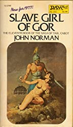 Science Fiction Erotic Classics - Slave Girl of Gor