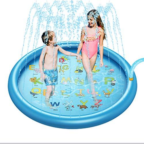 Sprinkler voor kinderen, Splash Pad, 68