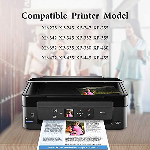 EBY Compatible 29XL Cartuchos de Tinta con XP-245 XP-235 XP-247 XP-255 XP-345 XP-332 XP-342 XP352 XP432 XP-442 XP-445 XP-452 XP335 (4 Negro, 2 Cian, 2 Magenta, 2 Amarillo)