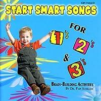 Start Smart Songs for 1 s 2 s  3 s