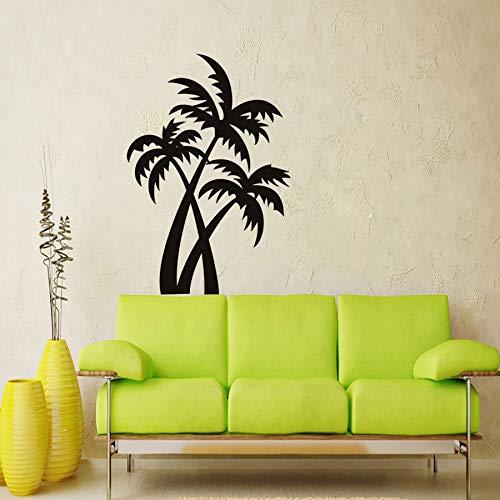 Yaonuli Vinyl boom muursticker woonkamer verwijderbare muurschildering bruin boom voor huisdecoratie