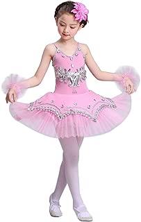Yudesun Danza Chicas con Lentejuelas Bailarina - Ballet