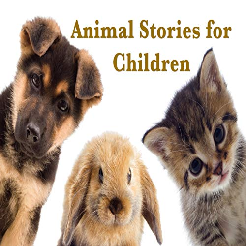 Animal Stories for Children cover art