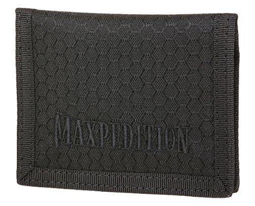 Maxpedition Lpw - Funda para Tarjetas de crédito, 11 cm, Color Negro