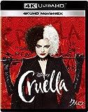 クルエラ 4K UHD MovieNEX [4K ULTRA HD+ブルーレイ+デジタルコピー+MovieNEXワールド] [Blu-ray]