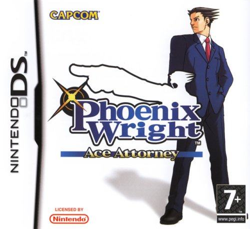 Phoenix Wright: Ace Attorney (Nintendo DS)