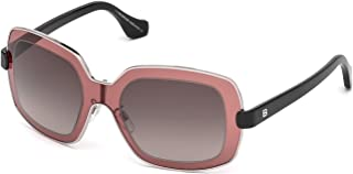 BA0063-72K SUNGLASSES shiny pink Frame w/gradient roviex Lens 55mm
