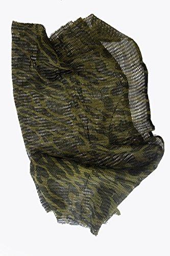 Camuflaje cañamazo neta 100cm x 198cm