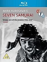Seven Samurai [Akira Kurosawa] [Reino Unido] [Blu-ray] peliculas que hay que ver antes de morir