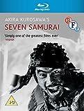 Seven Samurai [Akira Kurosawa] [Edizione: Regno Unito] [Blu-Ray] [Import]