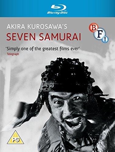 Seven Samurai (Blu-ray Edition) [UK Import]