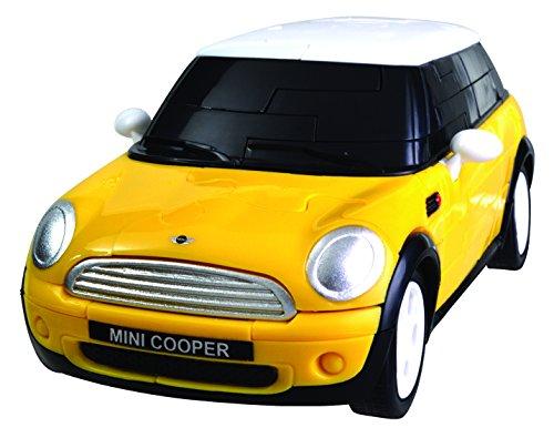 Eureka 3D- Puzzles 3D-Mini Cooper, 473416