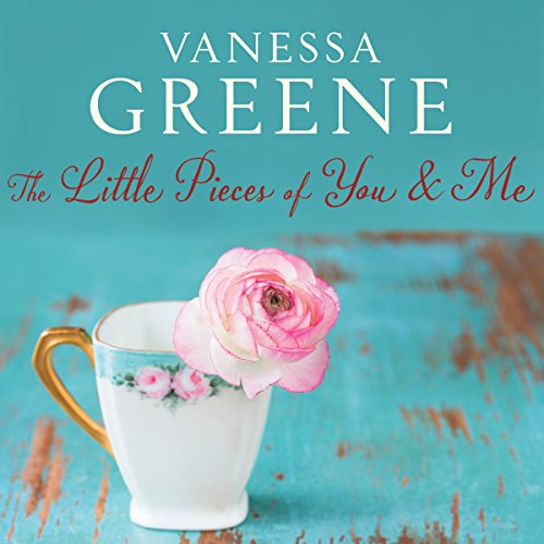 The Little Pieces of You and Me audiobook cover art