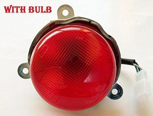 Royal Enfield 11010601 Feu arrière classique avec ampoule 12 V