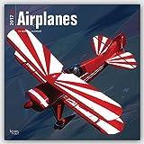 Airplanes - Motorflugzeuge 2017 - 18-Monatskalender: Original BrownTrout-Kalender [Mehrsprachig] [Kalender] (Wall-Kalender)