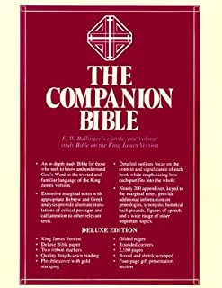 Bullinger's Companion Bible