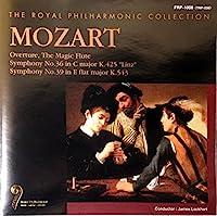 モーツァルト 魔笛より序曲/交響曲第36番「リンツ」・第39番