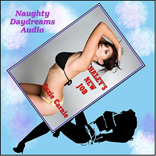 Haley's New Job audiobook cover art