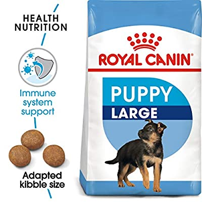 Royal Canin Large Puppy Dry Dog Food, 35 Lb. by IC Vendor Services LLC