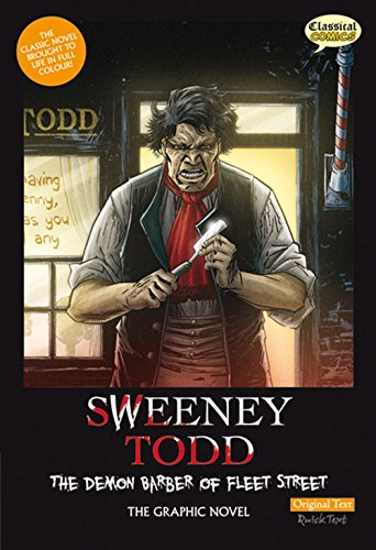 Sweeney Todd - The Demon Barber of Fleet Street by Clive Bryant