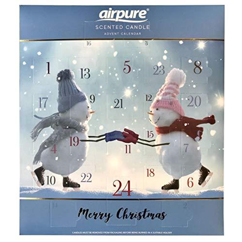 Pure Air AirPure Duftkerze Adventskalender