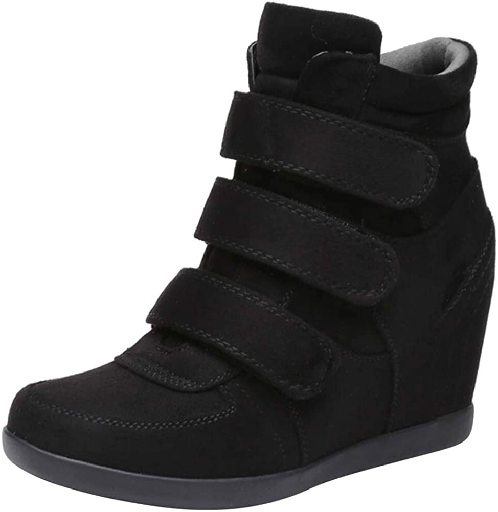 ACE SHOCK Wedges Sneakers for Women W Ranking TOP8 Selling Heel Top Hidden High