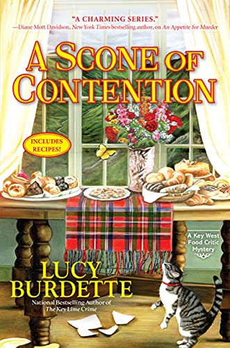 A Scone of Contention: A Key West Food Critic Mystery