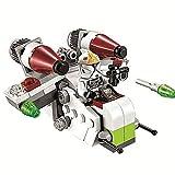 力目覚め透明トルーパーレガシィジャバの怨恨図形ブロックアクションレンガのおもちゃ