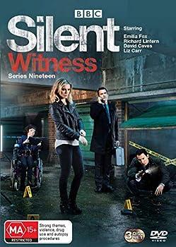 Silent Witness  Series 19 | 3 Discs | Emilia Fox | Region 4 & 2