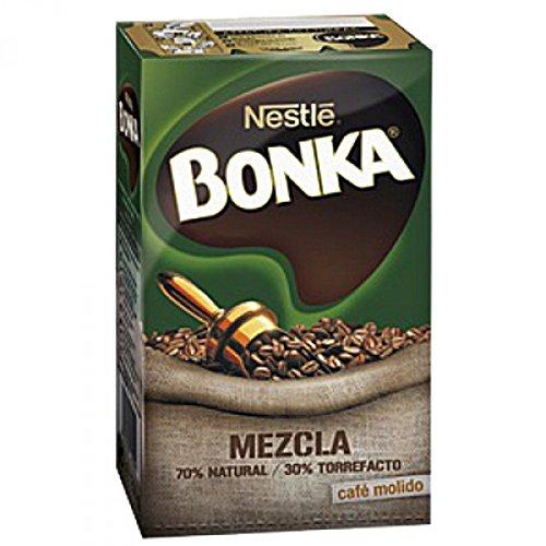 Bonka: Mezcla Molido - gemahlener Kaffee - 250gr